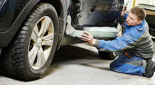 OEM Certified Collision Center